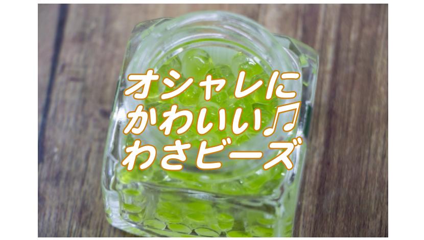 テレビで話題!田丸屋・わさビーズの味や値段、作り方は?販売店も!