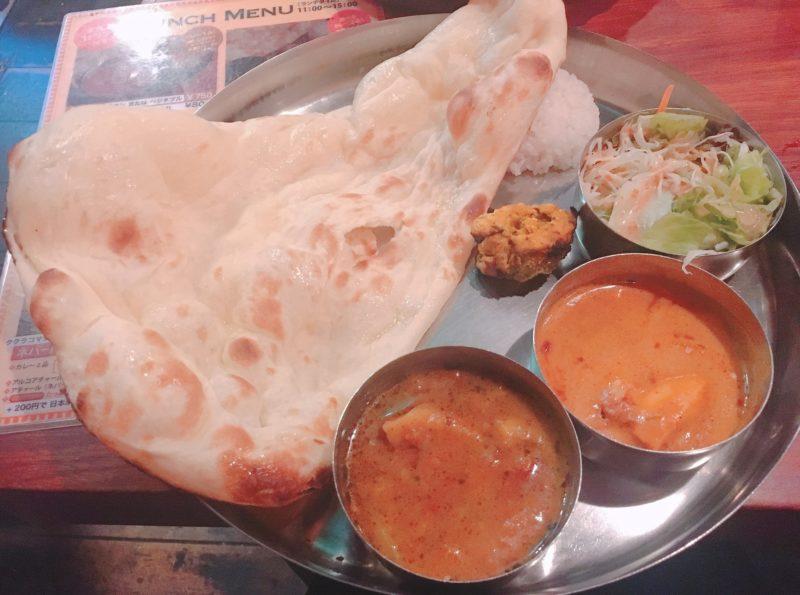 大阪北浜のネパール料理『マナカマナ』 僕が行ったカレーランチ名店1