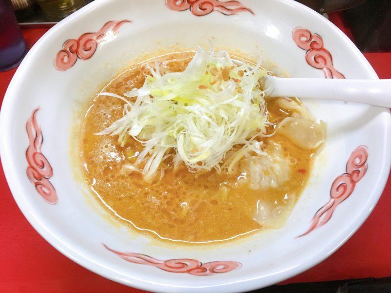 担々麺好きの僕がおすすめ!大阪京橋『ササラ』はスープのコクが絶品 海老味噌ラーメン