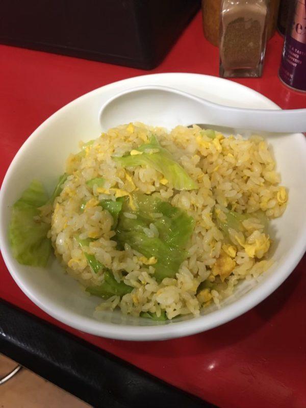 担々麺好きの僕がおすすめ!大阪京橋『ササラ』はスープのコクが絶品 レタスチャーハン