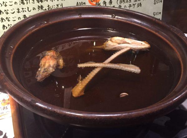 穴子しゃぶしゃぶ『凪』福岡出張で食通の上司を連れて行くならここ!だし