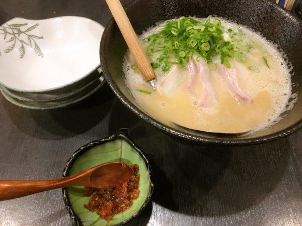 弁天町で食事するなら『伊勢屋』鯛ラーメン以外のメニューもおすすめ 鯛ラーメン