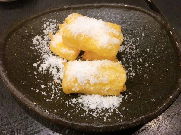 弁天町で食事するなら『伊勢屋』鯛ラーメン以外のメニューもおすすめ ミルクの天ぷら