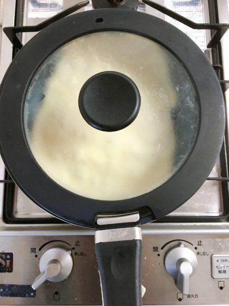 【写真で解説】料理が苦手な僕も簡単に作れる『無印のナン』の作り方 ナン ふた