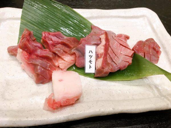『馬肉料理りょう馬』京橋で家族と一緒に馬肉を食べたい方にオススメ ハツモト